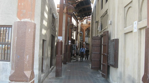 Narrow Alleys of Souk