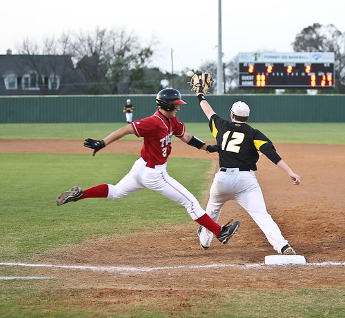 Baseball vs Forney-2792