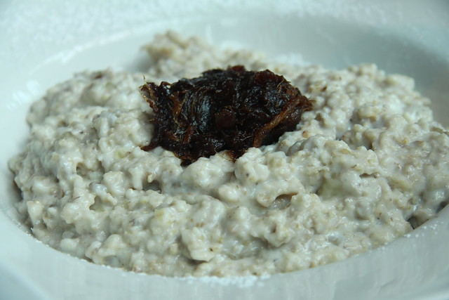 Date and Banana Porridge