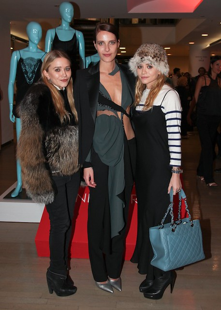 Barneys New York toasts Vanessa Traina and her Maje Capsule Collection