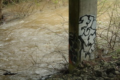 Reks-Elite (chillininsomniac) Tags: bridge elite um hcm 2007 2010 flooded reks idc march20ish