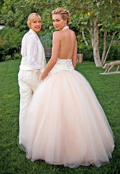 portia de rossi zac posen ballerina inspired gown
