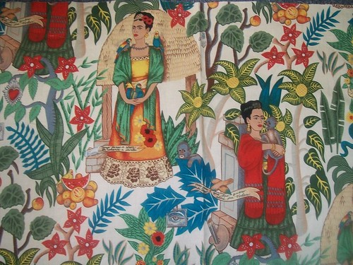 Frida's Garden Fabric