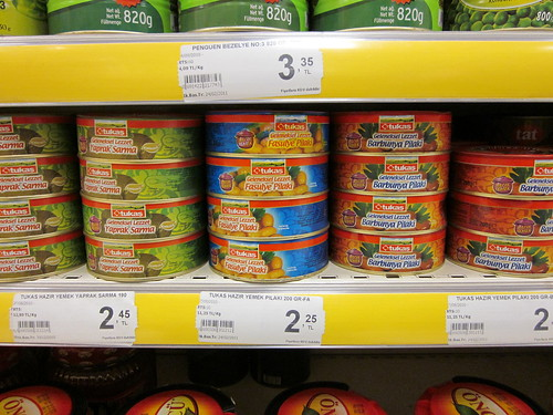 Canned Mezes