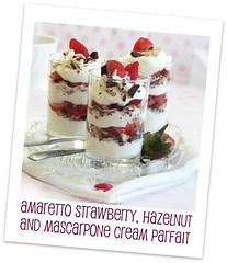 Strawberry-Mascarpone-Parfait - eCurry