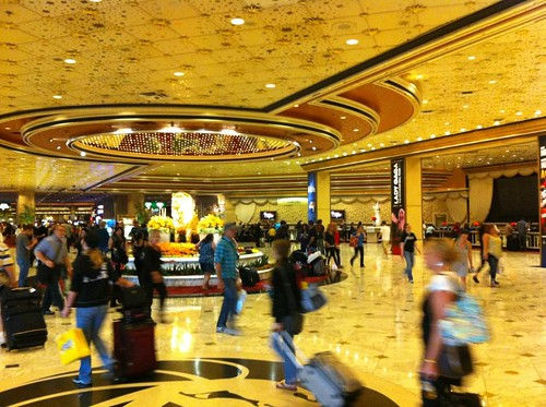 las vegas casino map 2011. MGM Grand Hotel and Casino Las
