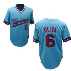 Minnesota Twins #6 Tony Oliva Light Blue Cooperstown Throwback Jersey (Terasa2008) Tags: jersey minnesotatwins  cheapjerseyswholesale cheapmlbjerseys mlbjerseysfromchina mlbjerseysforsale cheapminnesotatwinsjerseys