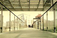 Glass World (Aleksejs Medvedevs (Alex)) Tags: glass copenhagen glassroof flintholmstation