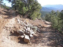 Devisadero Peak Trail, Taos Canyon