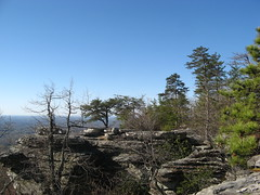Rocky outcrops Photo
