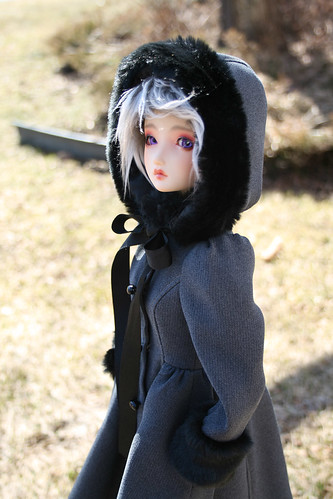 "Mayu""s new coat_2 by DominiqueBB"