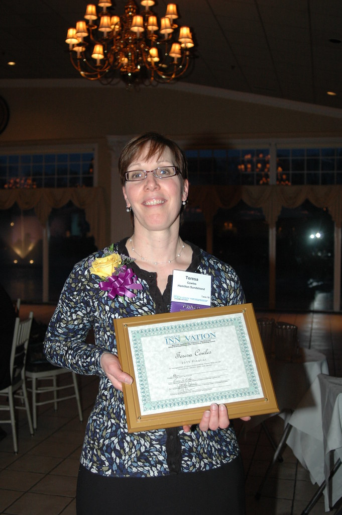 Teresa Cowles - 2011 Women of Innovation Finalist