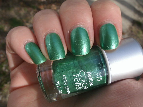 Petites Color Fever Candy Green