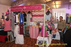 Mommy Matters Booth
