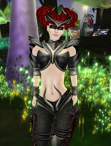 :Wasabi Pills/ Khalon Armour female  Not Free