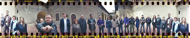Workshop dell'Associazione Percezioni Fotografiche al Castello di Oliveto