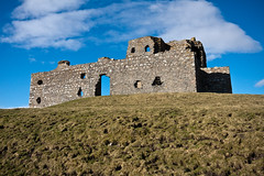 40D-4-9566 (Styggiti) Tags: uk travel winter castle march scotland ruins moray 2011 auchindoun auchindouncastle