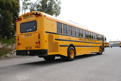 A8505 (A8705) (crown426) Tags: california ic international schoolbus santaana newbus re300 spabbus aerocoachtransportation 87passengerbus