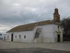 Iglesia de Jesús, antigua cárcel de posguerra