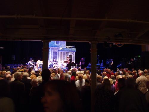 Prairie Home Campanion, at the Ryman Auditorium