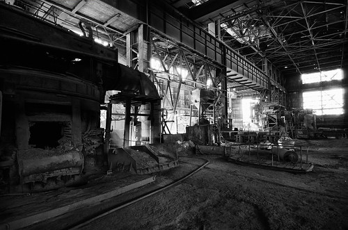 Kremikovtzi AD - inside one of production halls