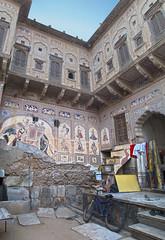 IMG_9486_87_88_89_90_91_92_93_94 (xsalto) Tags: houses maisons painted inde mandawa peintes