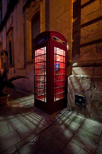 224/365 Las cabinas de Malta