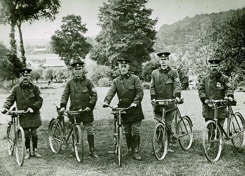 bike patrols