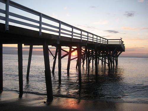 paradise cove pier