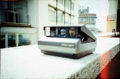polaroid (lereile lereile) Tags: barcelona lca lomografía lomography forzado pushed