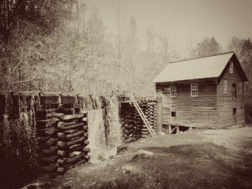 Mingus mill vintage