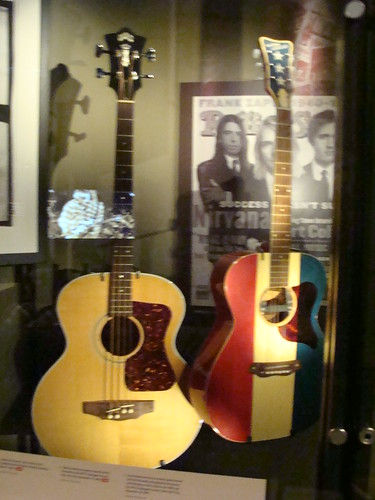 Guild Acoustic Bass Guitar Played By Krist Buck Owens American