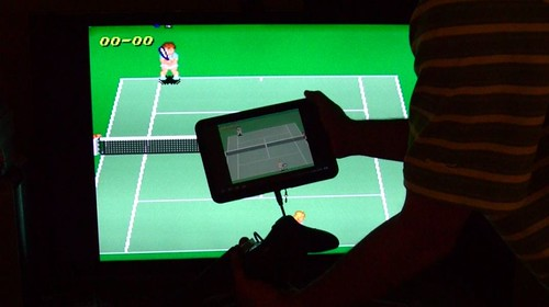 Best Xoom Apps SNesoid HDMI Out Super Tennis Wii Classic Pro Booya Gadget