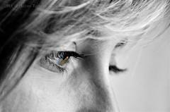 Pensieri 3 (Matteo Toniolo) Tags: portrait woman blackwhite donna ritratto biancoenero