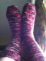 Schleppy socks