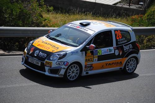 Gracia Rally Islas Canarias