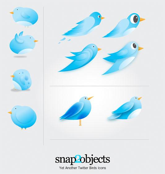 Iconos para Twitter