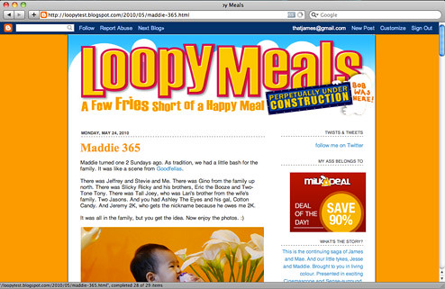 Old Loopymeals