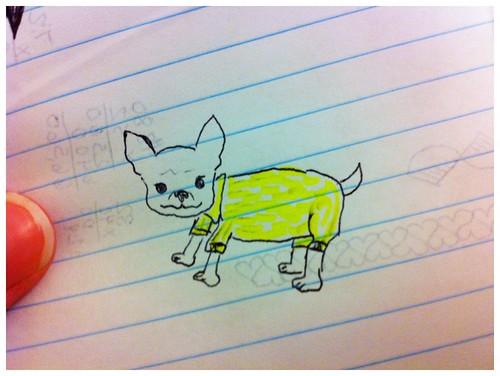 Taquito Sweater Doodle