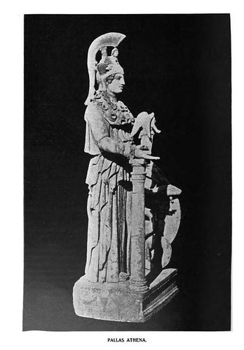 Athena from The Brotherhood 1899