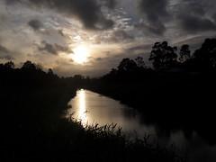 Kedron Brook Sunset (Glenn Liam Kelly) Tags: australia brisbane queensland kedron