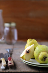 Quinces_Jelly_Paste_Raw_IMG_8341 (foodopera) Tags: fruits fruit paste jelly jam quince quinces
