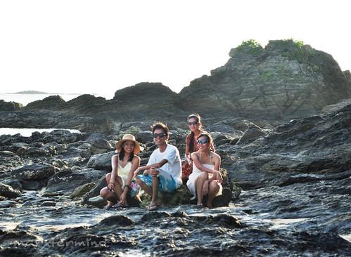 Calaguas_Mahabang Buhangin Rock Formation