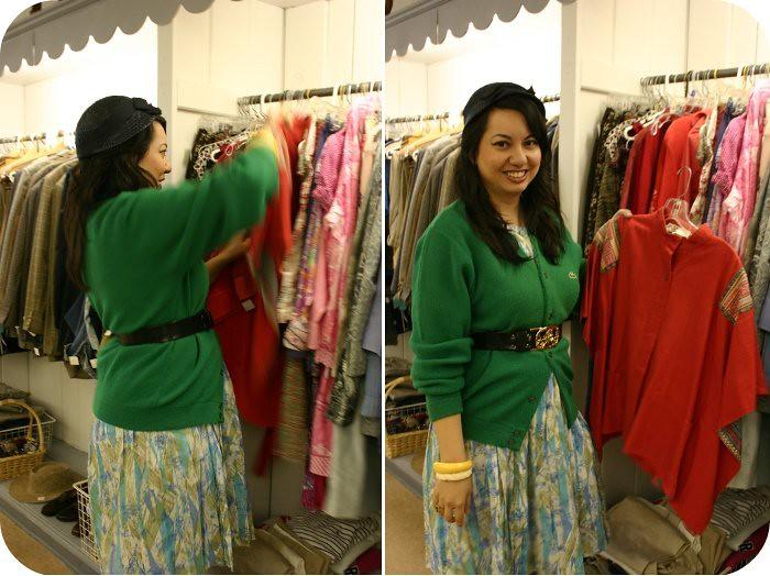 greensweaterduo