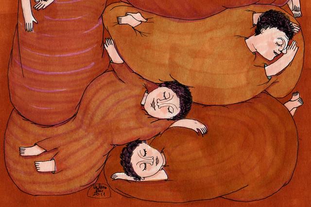 ilustração helena reis