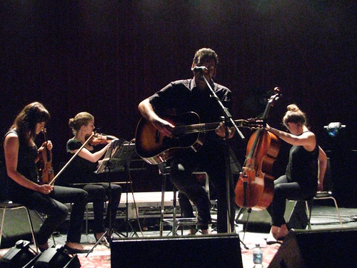 Lior and Quartet