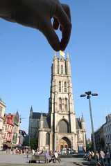 Sint-Baafskathedraal (AbFabulies) Tags: cathedral ghent gent kathedraal sintbaafs
