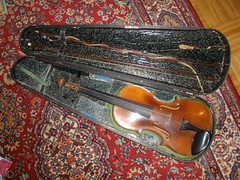 Violin (yes, needs some work..)