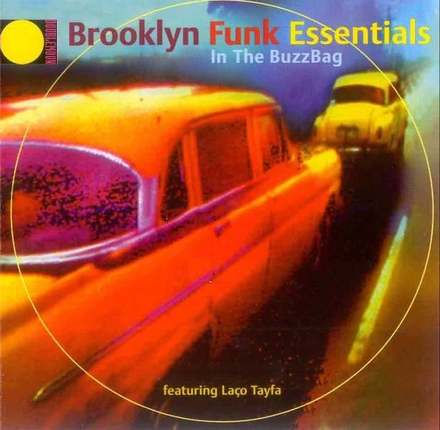 Brooklyn Funk Essentials - In The BuzzBag '98 (128)