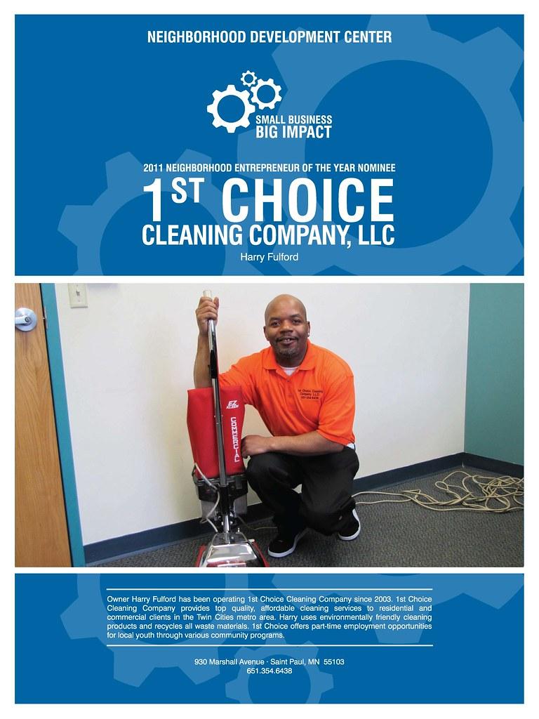 1st Choice Cleaning Company, LLC